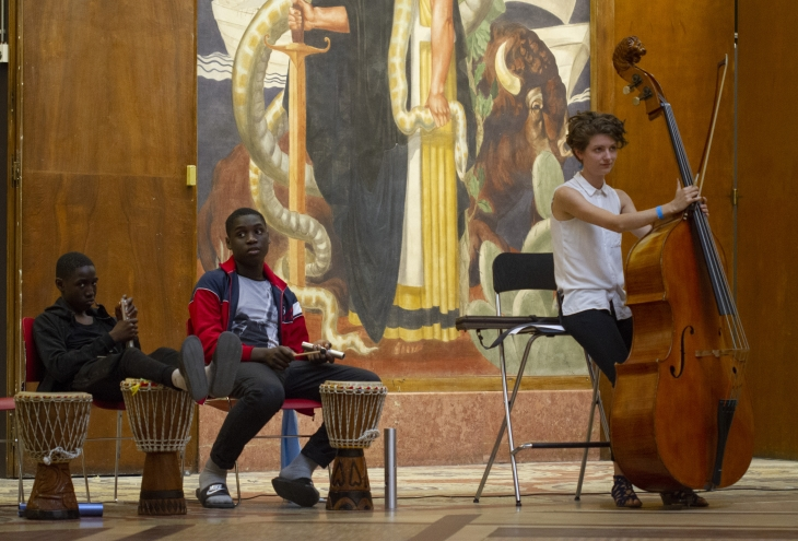 L orchestre de chambre de paris les migrants et les - Orchestre de chambre de paris ...